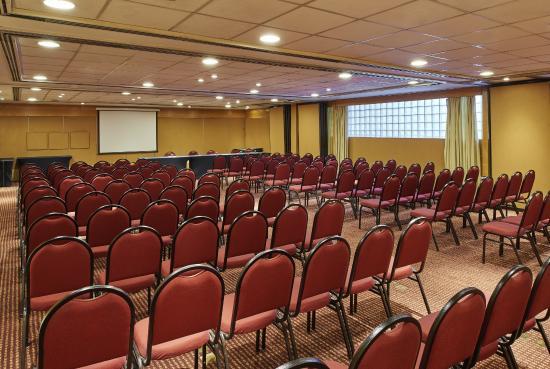 Mercure Sao Paulo Jardins Hotel: Sala de Eventos Formato Auditório