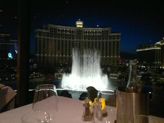 View Of The Bellagio From A Side Table Of The Tower Picture Of Eiffel Tower