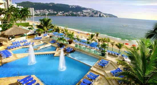 هتل رویایی آکاپولکو بیچ