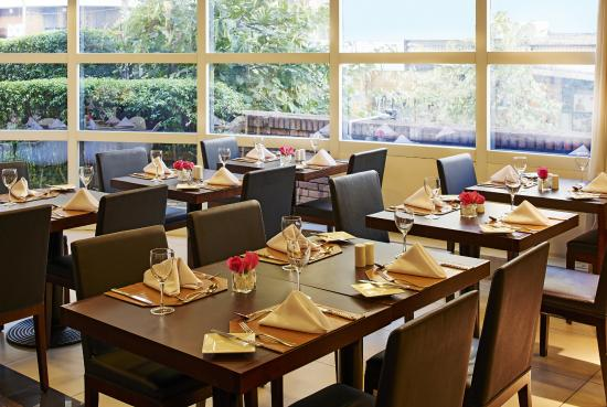 Mercure Sao Paulo Jardins Hotel: Restaurante Augusta Café