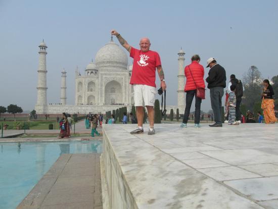 juSTa Panchsheel Park, New Delhi: taj