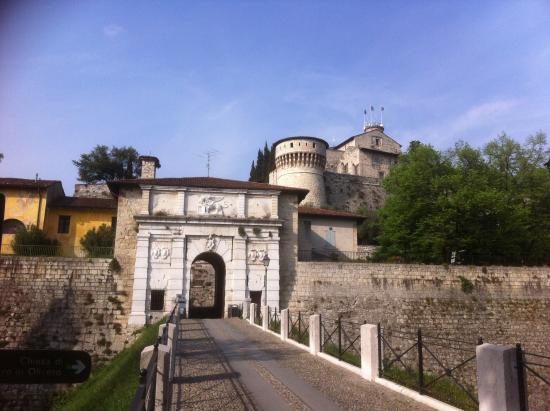 Brescia Castle
