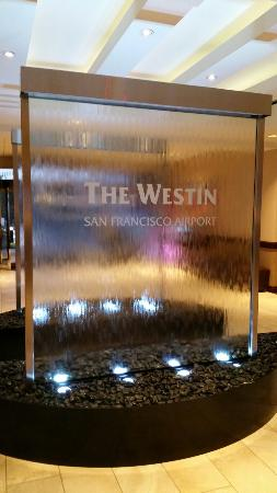 The Westin San Francisco Airport: Welcome to the Westin