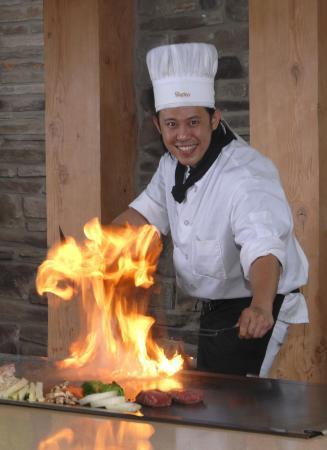 Desaki: Food, Fire, Fun!