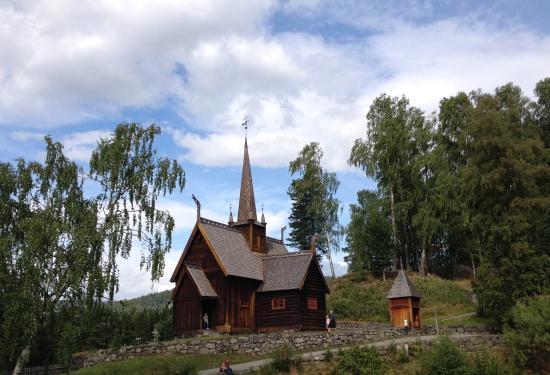Maihaugen Open-Air Museum: Stave church