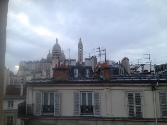 Residence Hotel Villa Montmartre: Vu du salon