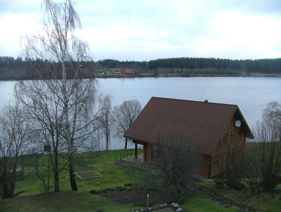Jaunjelgava, Latvia: the view