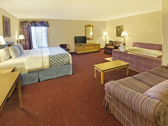 Red Lion Inn & Suites Denver Airport: King