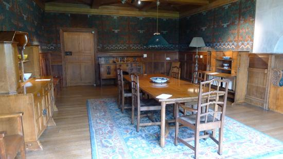 Blackwell, The Arts & Crafts House: Dining Room