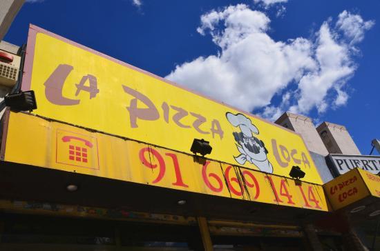imagen Pizza Loca en Coslada