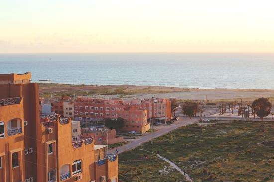 Free Surf Maroc : ocean view
