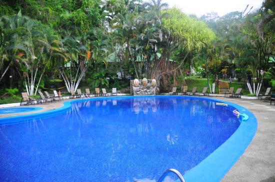 Villas Rio Mar: Area Común