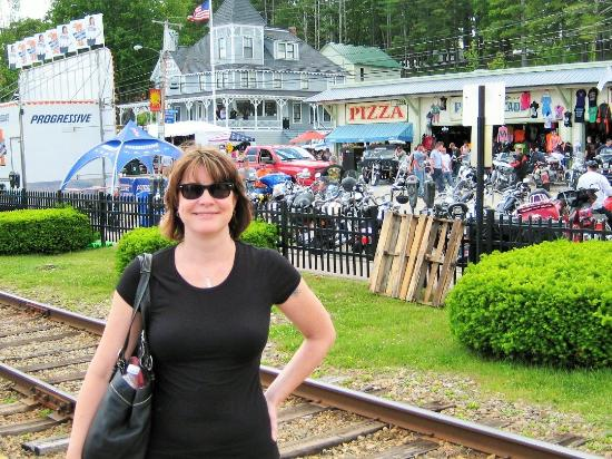 Meredith, NH: Definitely the right side of the tracks