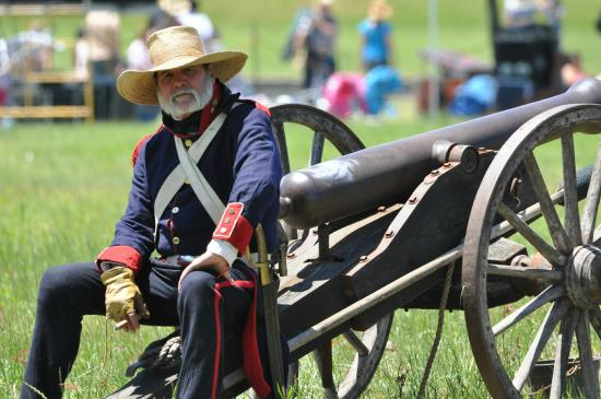 Bay Area Houston, TX: The Battle of San Jacinto Reenactment