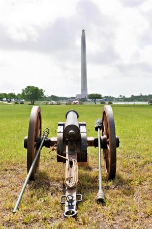 Bay Area Houston, TX: San Jacinto Monument Battleground