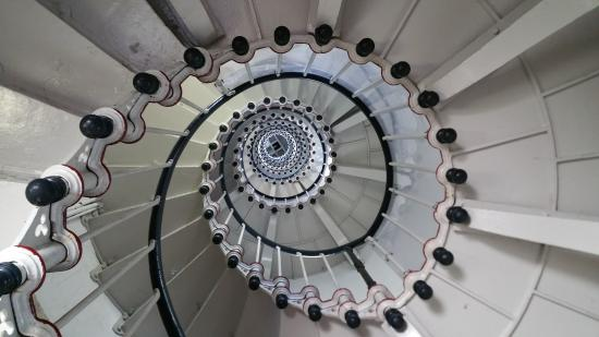 Point Hicks Lighthouse: Lighthouse Interior