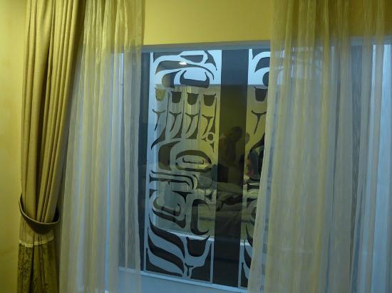 Hotel Eternity : Zimmeraussicht