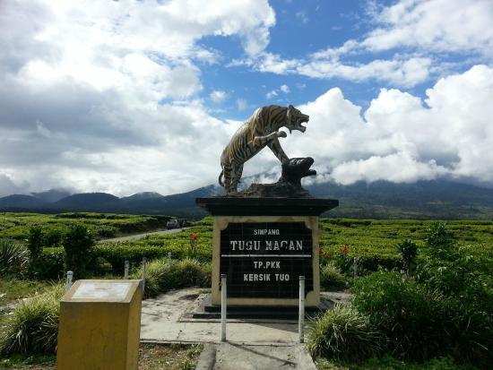 West Sumatra, إندونيسيا: Kerinci NP