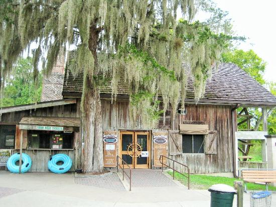 De Leon Springs, FL: Old Spanish Sugar Mill Grill