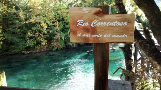 Río Correntoso: Rio