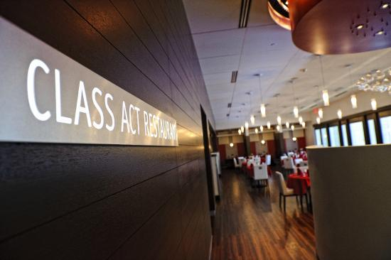 The Class Act Restaurant