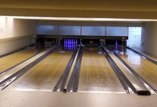 db Seabank Resort + Spa: le bowling