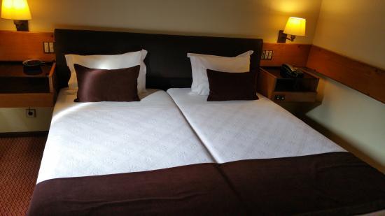 Best Western Hotel Inca : habitaciones muy correctas