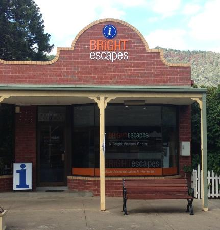 ‪Bright Escapes - Bright Visitors Centre‬