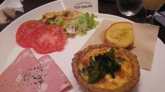 Tokyo Station Cafe & Bar Fari-Beurre Tokyo Station