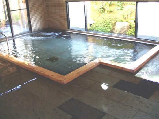 Seiryuso : 大浴場