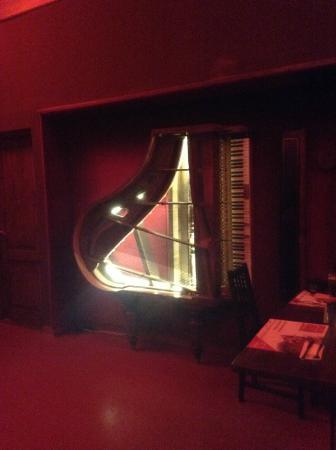 Budapest Jazz Club : Interior 2