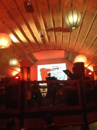 Budapest Jazz Club : Interior 1