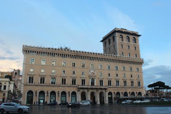 Palazzo Venezia: Palácio