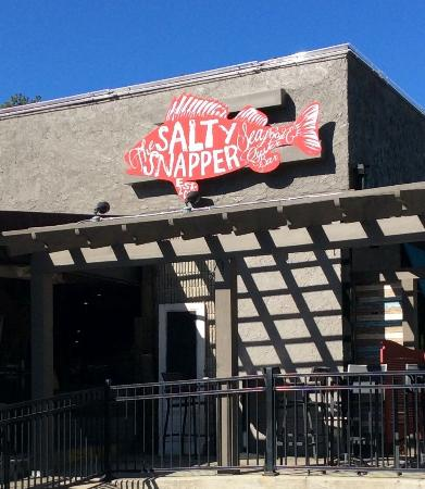 Valdosta, Georgien: Salty Snapper