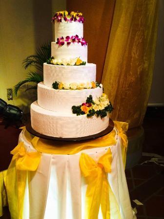 PARKROYAL Saigon: Decoracao de casamento no hotel