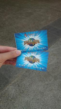 If you buy universal studios and Sentosa combos, you must collect ...