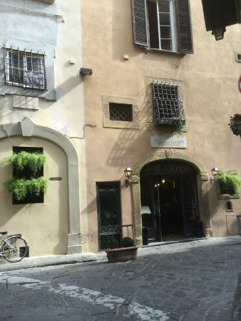Restaurante Il Latini: exteriör