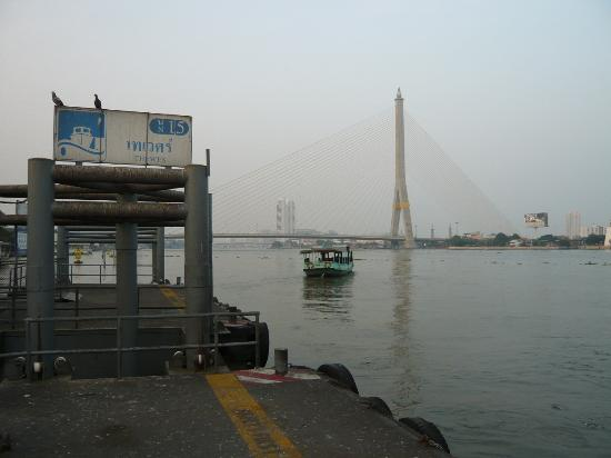 Phra Pin-klao Bridge