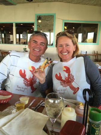 Moore's Stone Crab Restaurant: Snow Crab Meal