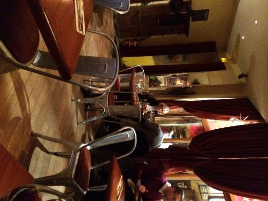 Bistrot Richelieu: Vista do salão I