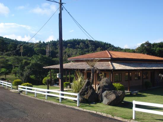 Tijucas do Sul, PR: Nosso restaurante.....comida típicas da fazenda...