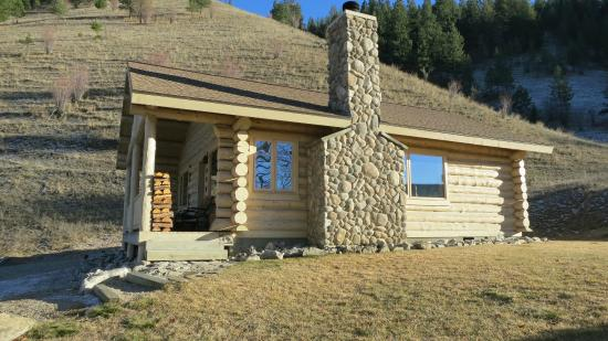 Rye Creek Lodge: Our Cabin