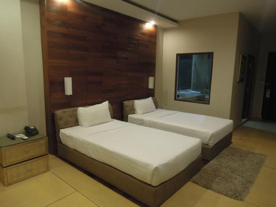 River 108 Boutique Hotel: big enough for two guests