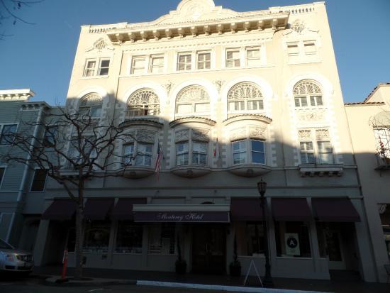 Monterey Hotel: Fachada