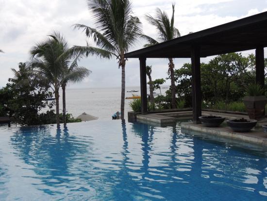 Fairmont Sanur Beach Bali : Infinity pool