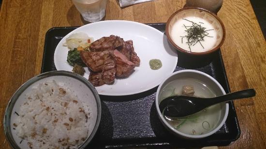 Sendai beef tongue Ara Haneda Airport