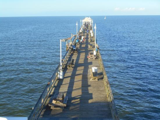 Great Fishing Pier Picture Of Ocean View Fishing Pier