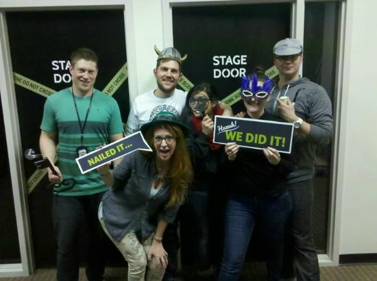 Excellent Job Team We Had Great Fun With You Picture