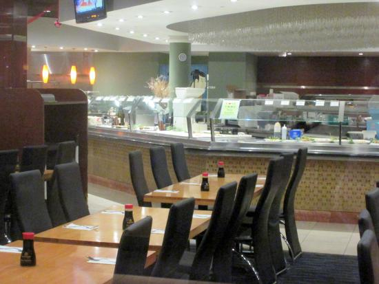 Tomi Anese Seafood Buffet Eastridge Mall San Jose Ca
