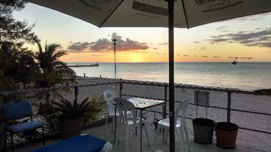 Hotel Gutierrez: La vista desde la terraza
